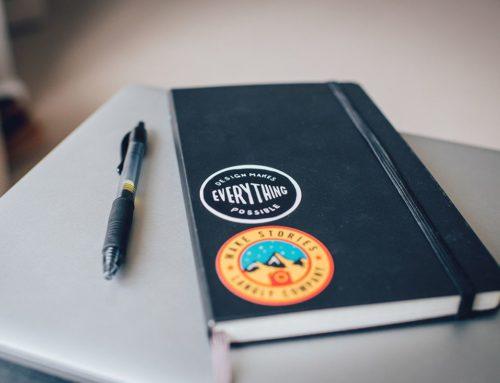 Conceitos básicos do design: carregue sempre um caderno